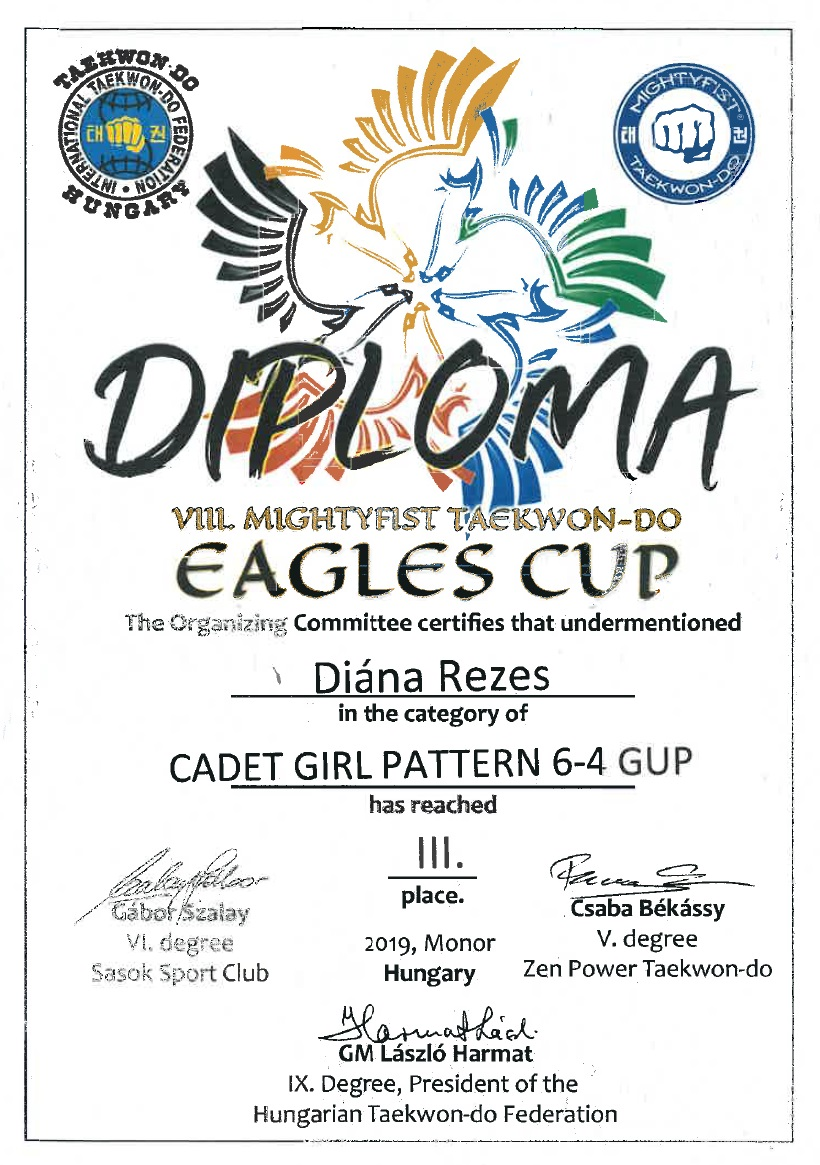 diploma eagles club
